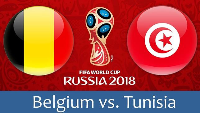 موعد مباراة منتخب تونس ومنتخب بلجيكا القادمة والقنوات الناقلة -  سبورت 360 عربية