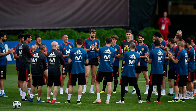 ملخص أخبار منتخب إسبانيا في كأس العالم اليوم السبت 23\6\2018 -  سبورت 360 عربية