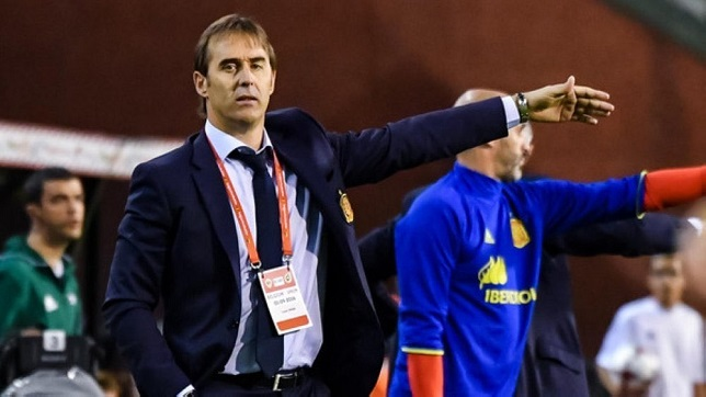 Real Madrid New Coach