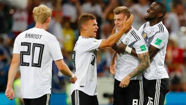 ملخص أخبار منتخب ألمانيا في كأس العالم اليوم الأربعاء 27\6\2018 -  سبورت 360 عربية