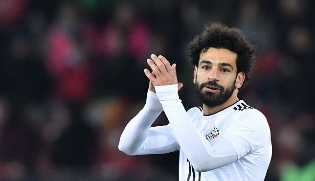 Salah World Cup Egypt Liverpool