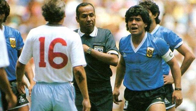 World cup arab refree