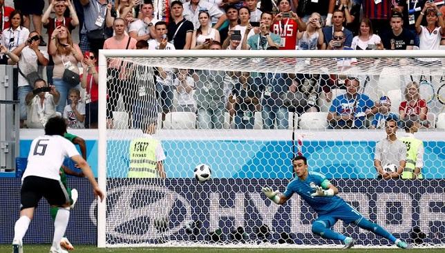كأس العالم يرفض قدرات حارس منتخب مصر في لعبة فيفا 2018 -  سبورت 360 عربية