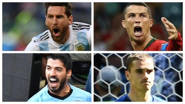 هدافو الدوري الإسباني يواجهون بعضهم في كأس العالم 2018 -  سبورت 360 عربية
