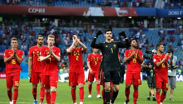 كأس العالم 2018 تشكيلة منتخب بلجيكا في مباراة اليوم مع تونس سبورت 360