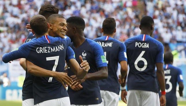 Francia-Belgio-Africa