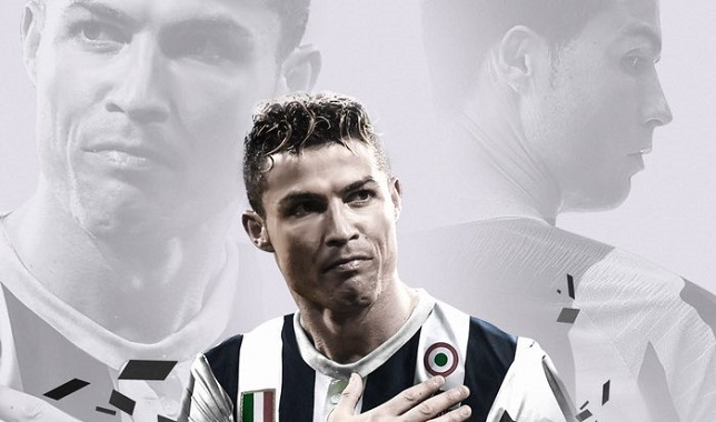 Ronaldo Juve Real madrid