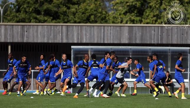 أخبار النصر: البيروفي كريستيان راموس ينضم لتدريبات النصر -  سبورت 360 عربية