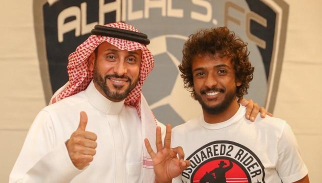 أخبار الهلال: ياسر الشهراني يجدد عقده مع الهلال -  سبورت 360 عربية