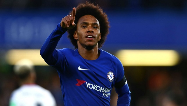 Chelsea-star-Willian
