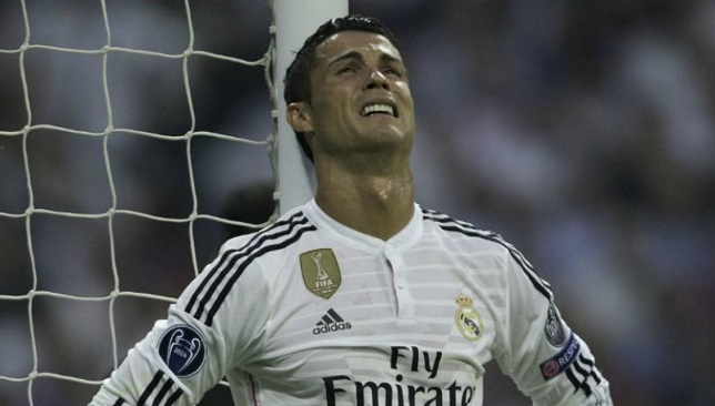 Cristiano-Ronaldo-Real-Madrid-injured-schedule-body-attrition-arrigo-sacchi