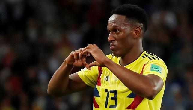 FOOTBALL : Colombie vs Angleterre - Coupe du Monde 2018 - 1/8 eme - Moscou - 03/07/2018