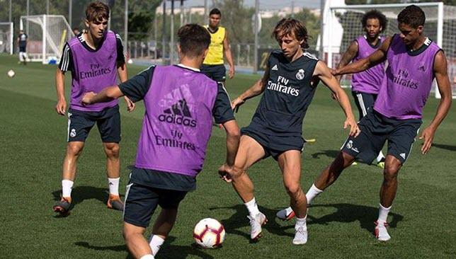 أخبار الدوري الإسباني: مودريتش يعود إلى تدريبات ريال مدريد وكوفاسيتش يغيب مجدداً -  سبورت 360 عربية