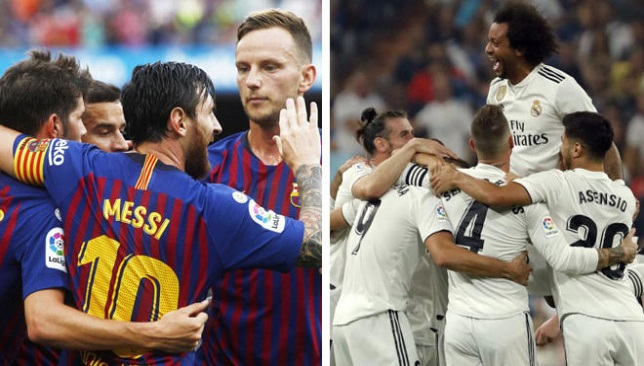 أخبار نادي ريال مدريد .. هل عاد الدوري الإسباني ليكون ثنائياً ؟ -  سبورت 360 عربية
