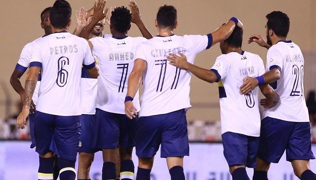 أخر أخبار النصر السعودي .. محترف النصر رجل الجولة الأولى في الدوري السعودي للمحترفين -  سبورت 360 عربية