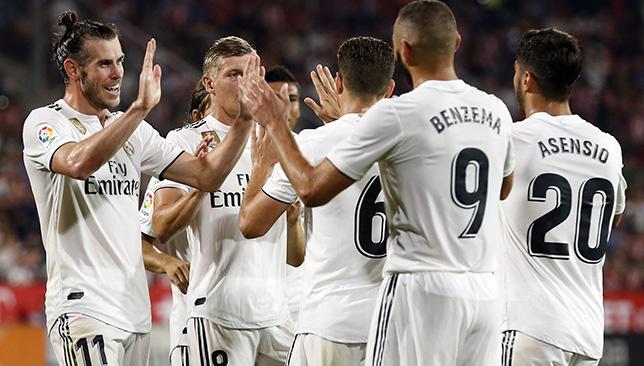 أخبار الدوري الإسباني.. ريال مدريد الفريق الأكثر فاعلية في الدوري الإسباني -  سبورت 360 عربية