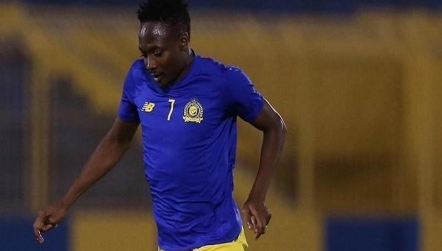 أخبر أخبار نادي النصر السعودي: النيجيري أحمد موسى يعود لفريق النصر -  سبورت 360 عربية