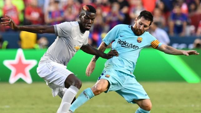أخبار نادي برشلونة : بوجبا يرفض رونالدو من أجل ميسي وبرشلونة -  سبورت 360 عربية