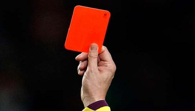 كم عدد البطاقات الحمراء في الدوري المصري حتى الآن؟ -  سبورت 360 عربية