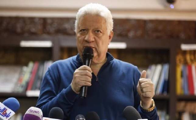 3 رسائل من مرتضى منصور بعد إيقاف مفعول أزمة خصم نقاط الزمالك