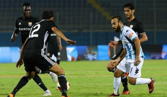 بتروجت يحرم بيراميدز من صدارة الدوري المصري بتعادل مثير -  سبورت 360 عربية