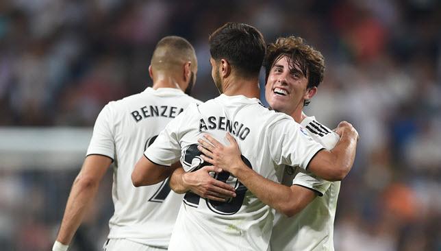 Real-Madrid-Marco-Asensio-Alvaro-Odriozola