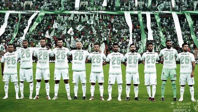 تويتر النادي الأهلي السعودي