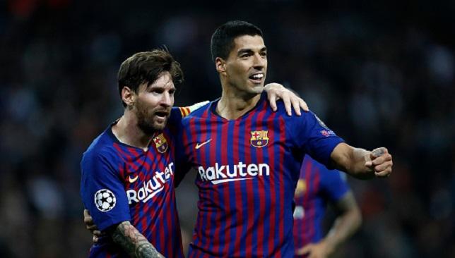 cc351389e أخبار نادي برشلونة: ثنائي هجوم إشبيلية يتفوق على ميسي وسواريز تهديفيًا ! -  سبورت 360 عربية
