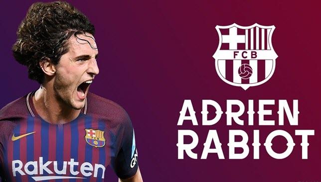 Barcelona-Adrien-Rabiot