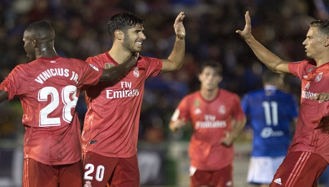 FBL-ESP-CUP-MELILLA-REAL MADRID