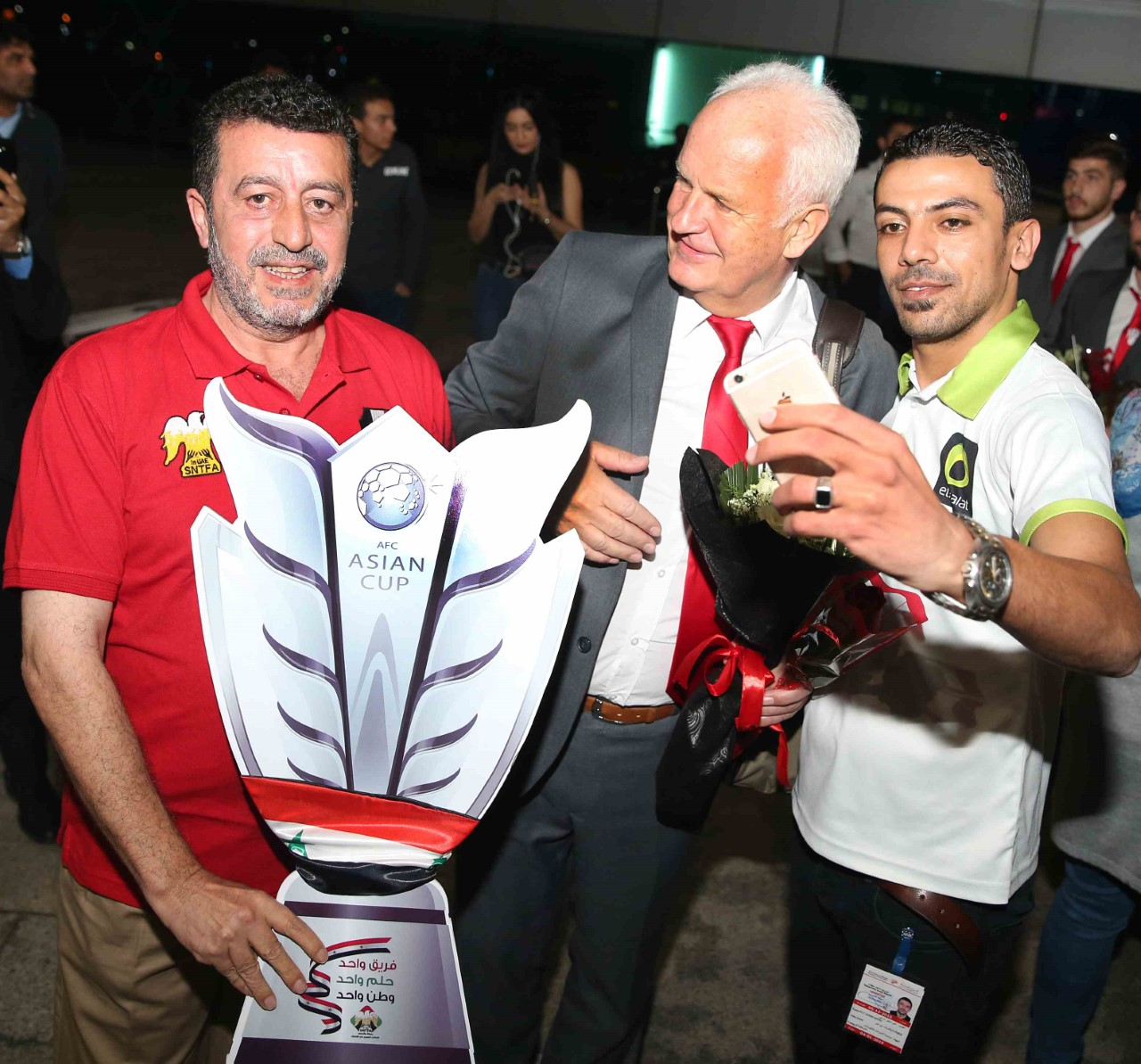 thumbnail_Syria National Team arrive for AFC Asian Cup 2019 UAE (3)