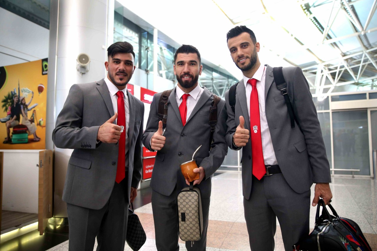 thumbnail_Syria National Team arrive for AFC Asian Cup 2019 UAE (4)