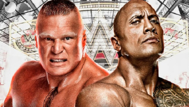 brock-lesnar-the-rock