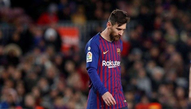 4d1714951 خبر سار لعشاق ميسي قبل مباراة برشلونة القادمة ضد ريال مدريد - سبورت 360  عربية