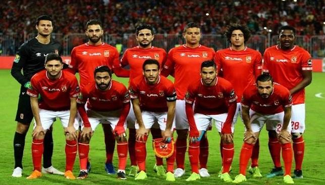 تشكيلة الأهلي في مباراة اليوم أمام شبيبة الساورة سبورت 360