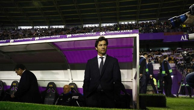 PARTIDO LIGA VALLADOLID-REAL MADRID