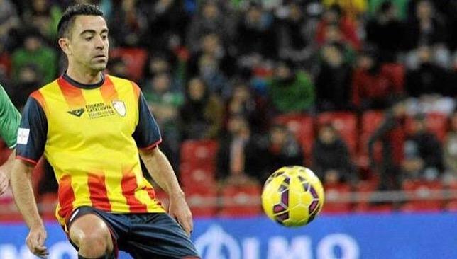 أخبار نادي برشلونة تشافي يعتذر عن المشاركة مع منتخب كتالونيا سبورت 360