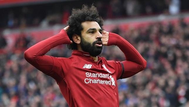 أخبار نادي ليفربول جنون في السوشيال ميديا بعد هدف محمد صلاح