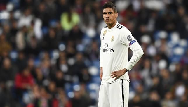 فاران حقق كل الألقاب الممكنة مع ريال مدريد
