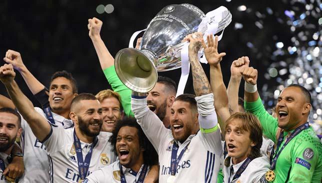 Sergio+Ramos+Juventus+v+Rea