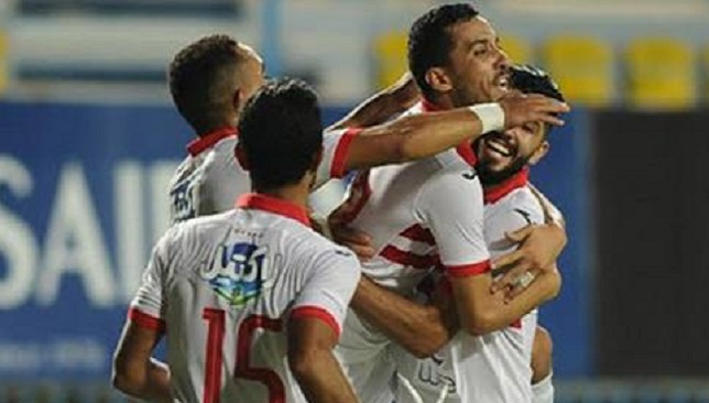 Zamalek-players-2019-2
