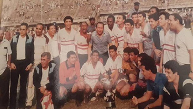 Image result for الزمالك 1984