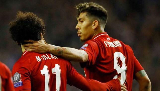 صلاح وفيرمينيو كلاهما يغيبان عن لقاء برشلونة