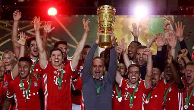 Bayern Muenchen v Borussia Dortmund - DFB Cup Final 2016