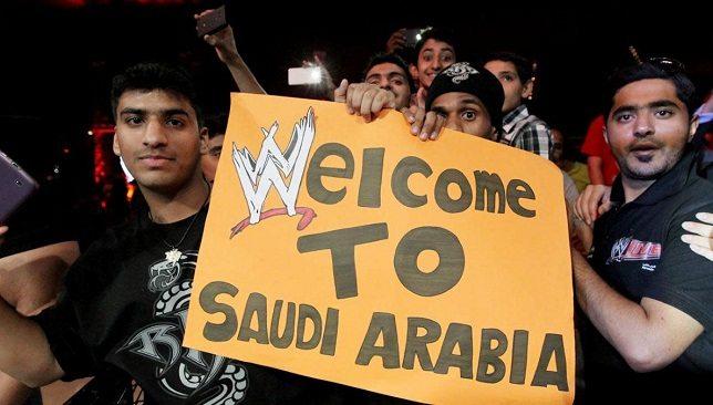 الصورة من Wrestling News World