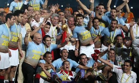 منتخب مصر الحائز على كأس الأمم الإفريقية 2010