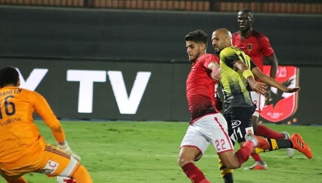 تشكيل الأهلي في مباراة اليوم أمام المقاولون العرب سبورت 360