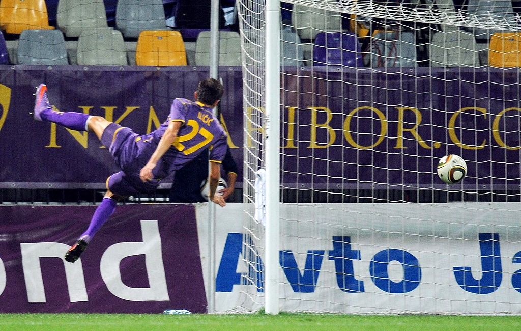 NK Maribor v US Citta di Palermo - UEFA Europa League Play Off