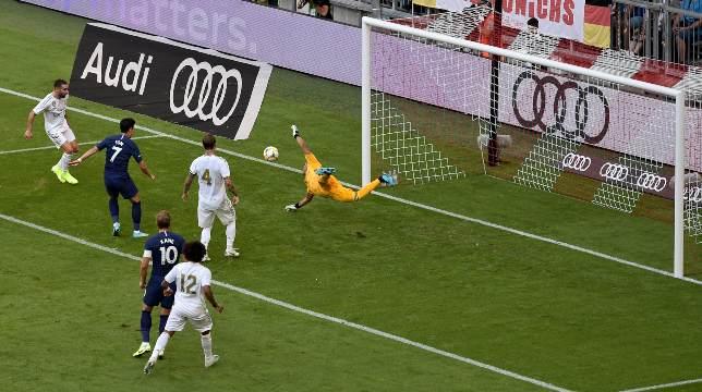 مباراة ريال مدريد ضد توتنهام هوتسبير