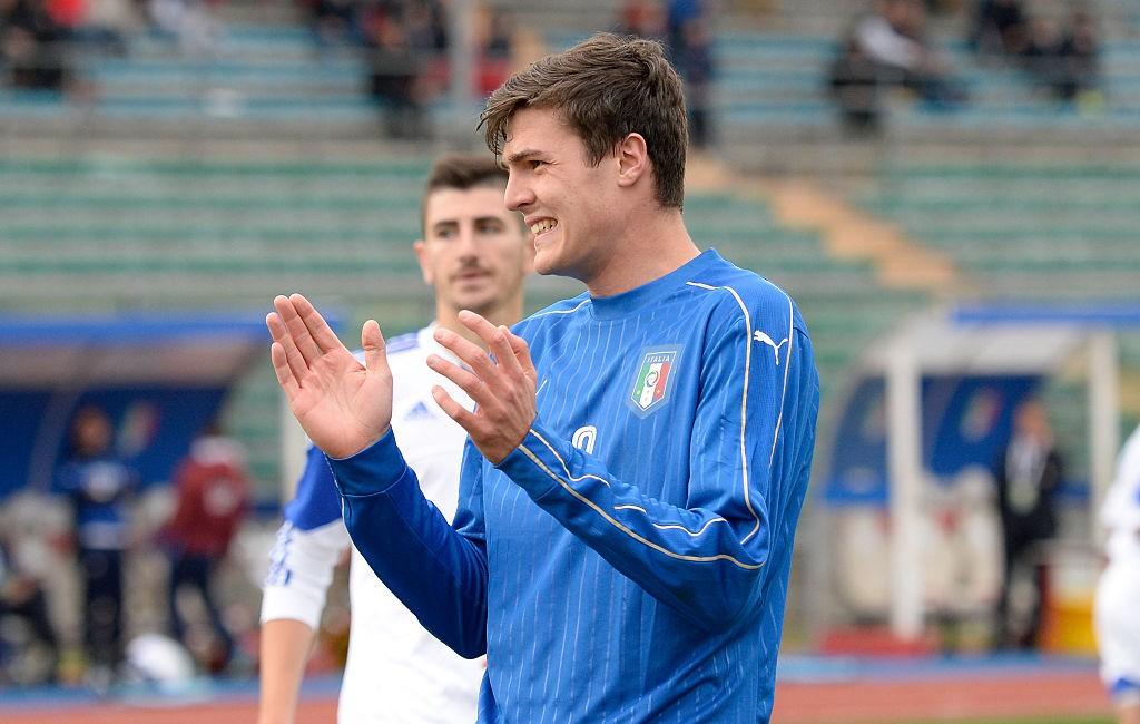 Italy v Israel - UEFA European U19 Championship Elite Round